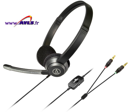 Photo du AUDIO-TECHNICA ATH330COM