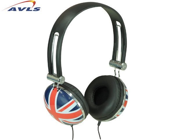 Photo du AVLS Casque anglais