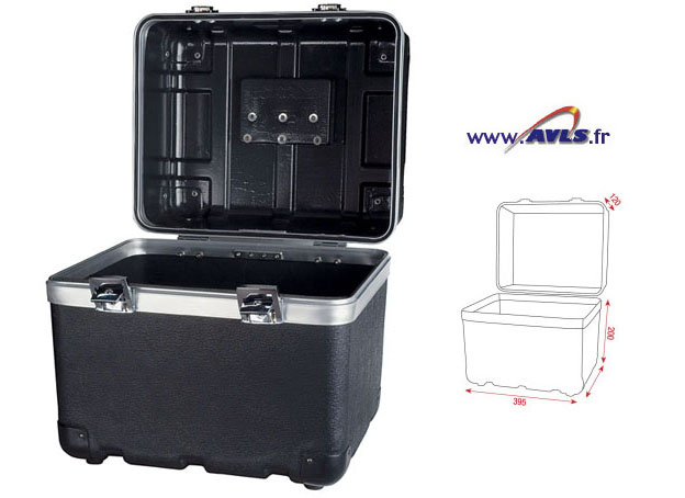 Photo du AVLS Flight case ABS 40 disques