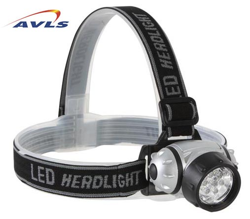 AVLS Lampe frontale led