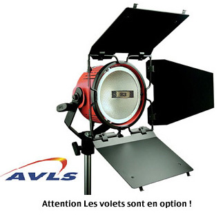 AVLS PROJECTEUR MANDARINE ORANGE