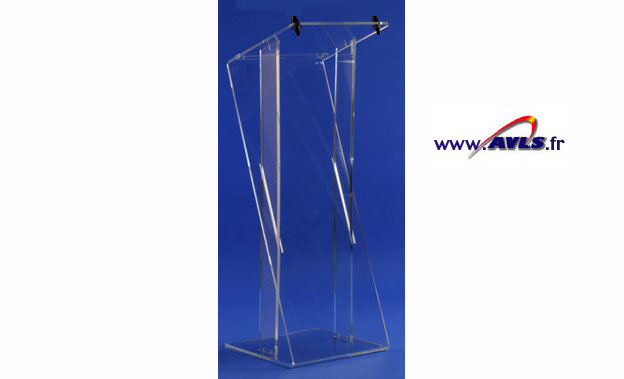 Photo du AVLS Pupitre plexiglas Z