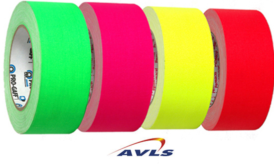 AVLS SCOTCH GAFFER fluo orange