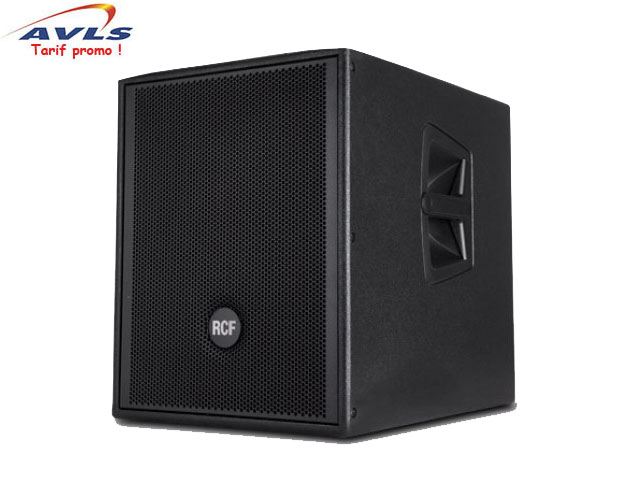 caisson de basse actif rcf sub 902 as boomer 30 cm 1000 w tarif pi ce pas cher en vente a. Black Bedroom Furniture Sets. Home Design Ideas