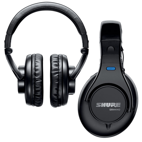 Casque audio SHURE casque audio shure SRH 440