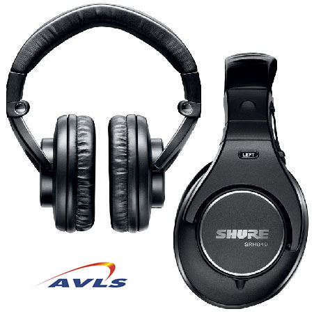 Casque audio SHURE casque audio shure SRH 840