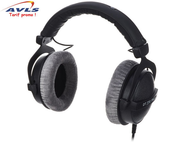 Photo du Casque BEYERDYNAMIC DT 770 PRO