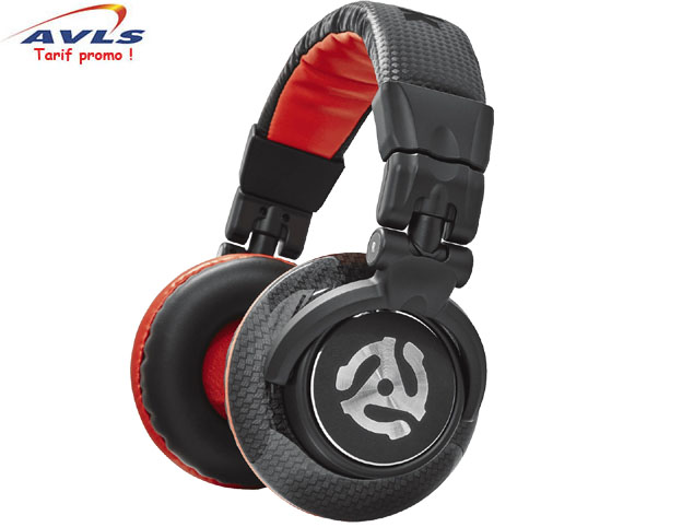 Photo du Casque NUMARK REDWAVECARB