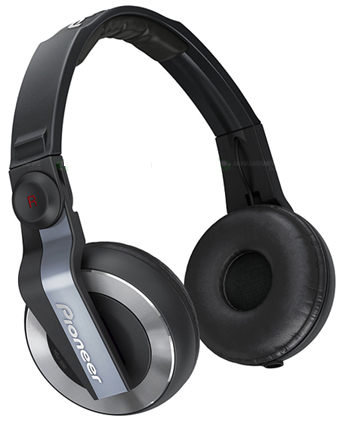 Photo du Casque PIONEER HDJ500K