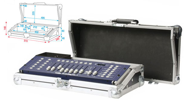Photo du DAP AUDIO Flight case 7403