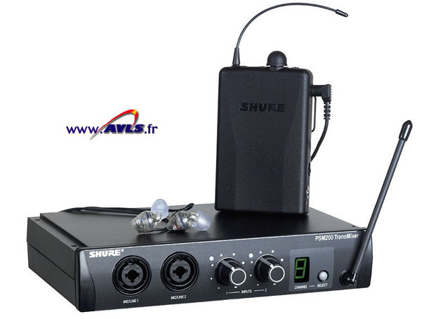 Photo du Ear Monitor SHURE EP2TR112GR-K9