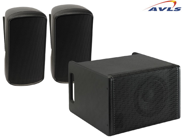 enceinte active audiophony mio systema1b 150 w pas cher. Black Bedroom Furniture Sets. Home Design Ideas
