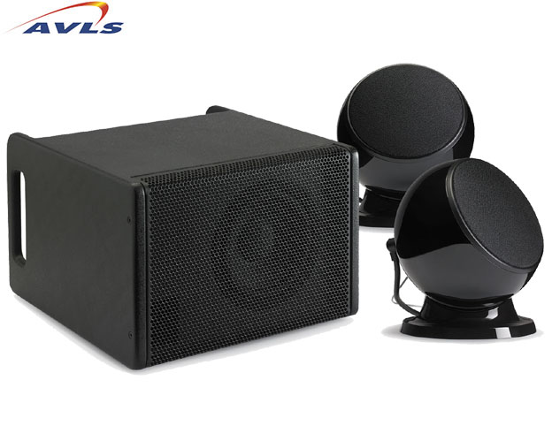 enceinte active audiophony oho systema1b 230 w pas cher. Black Bedroom Furniture Sets. Home Design Ideas