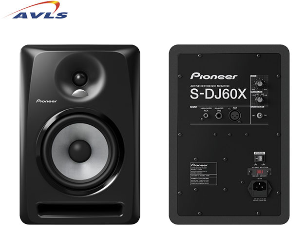 Photo du Enceinte monitoring active PIONEER S-DJ60X
