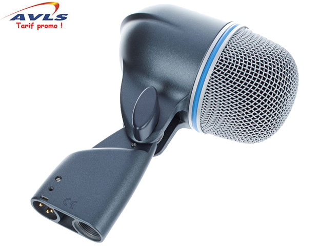 Photo du Location micro SHURE BETA 52