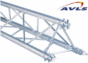 MOBIL TRUSS Structure triangulaire 220 alu 1 m