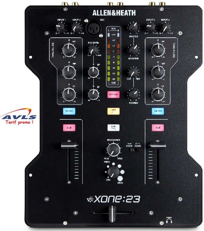 Table de mixage ALLEN HEATH table de mixage XONE 23