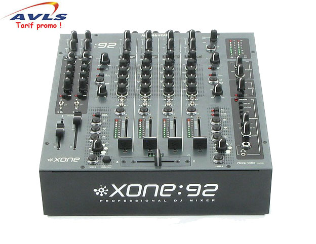 Table de mixage ALLEN HEATH table de mixage XONE 92