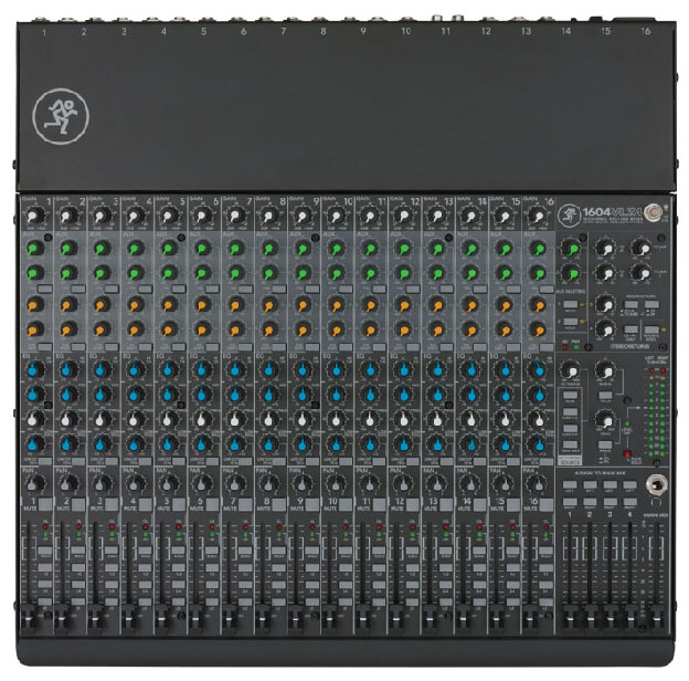 table de mixage alto s-16