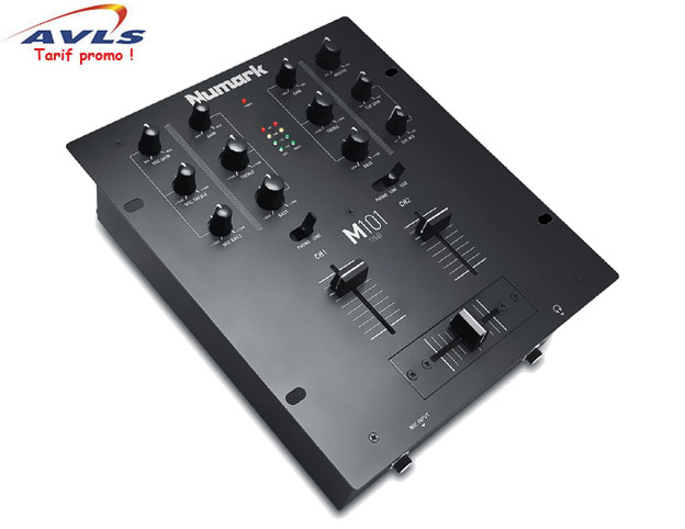 Table de mixage NUMARK table de mixage M101USB