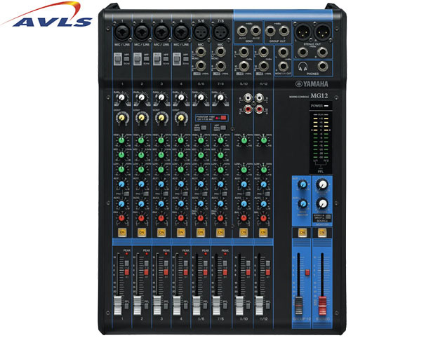 Table de mixage yamaha mg12 6 entr es micro 12 for Table de mixage xpress 6 keywood